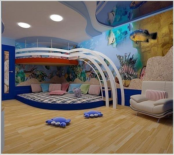 80 foto di camerette per bambini con arredamento for Design delle camere dei bambini