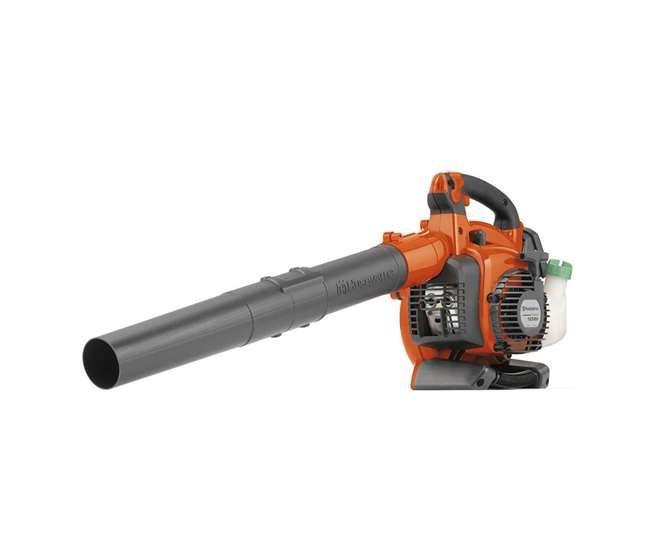 Husqvarna 125bvx 28cc 2 Cycle Gas Lawn Blower Vacuum Certified Refurbished Blowers Leaf Blower Leaf Blowers