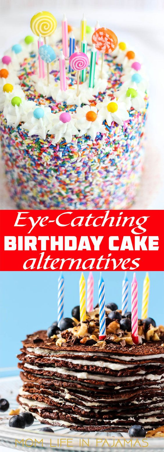 Photo of Eye-Catching Birthday cake alternatives for kids that will wow your guest – Mom …