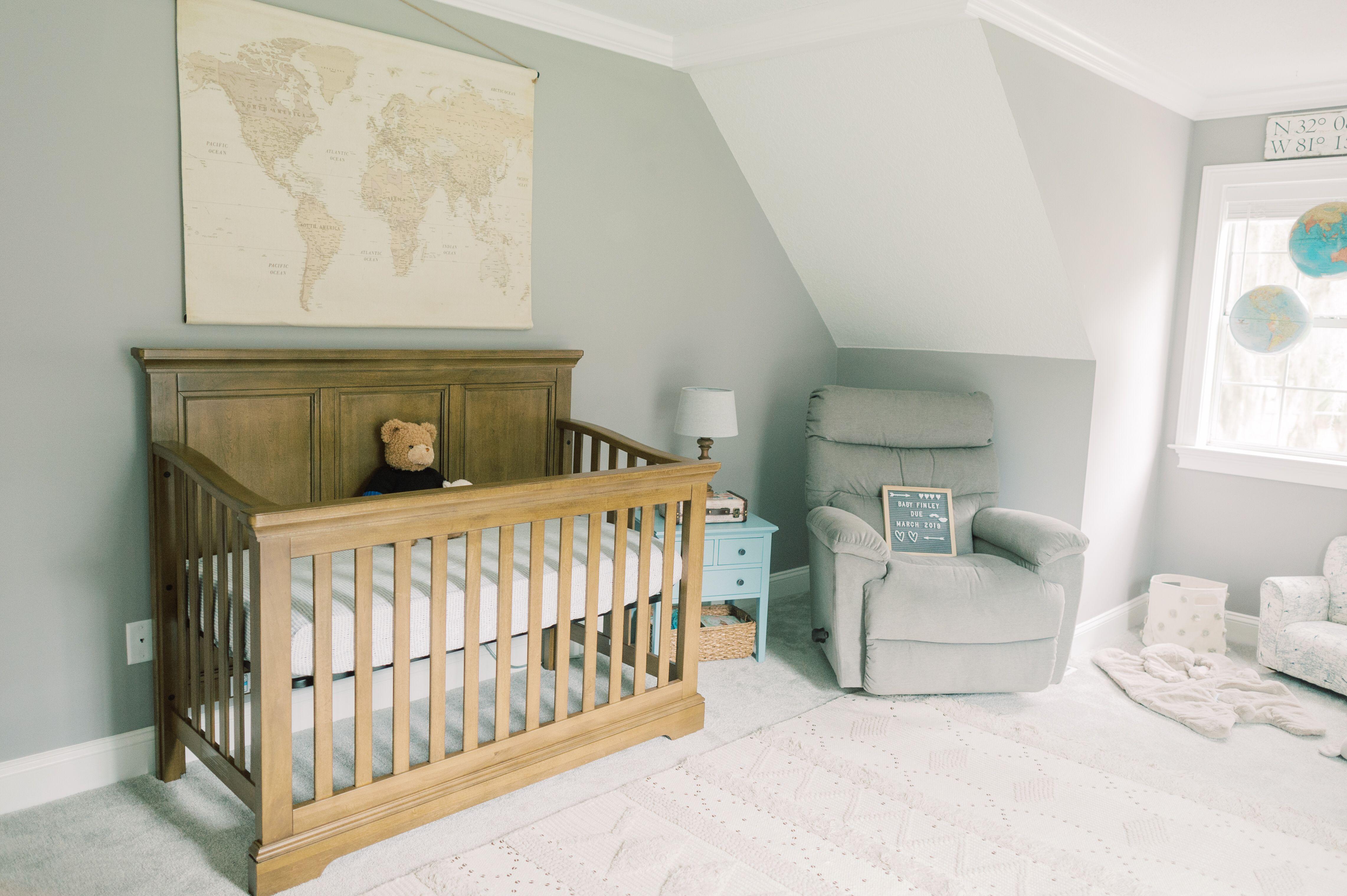 Travel Themed Nursery Travel Theme Nursery Nursery Themes Grey Baby Nursery