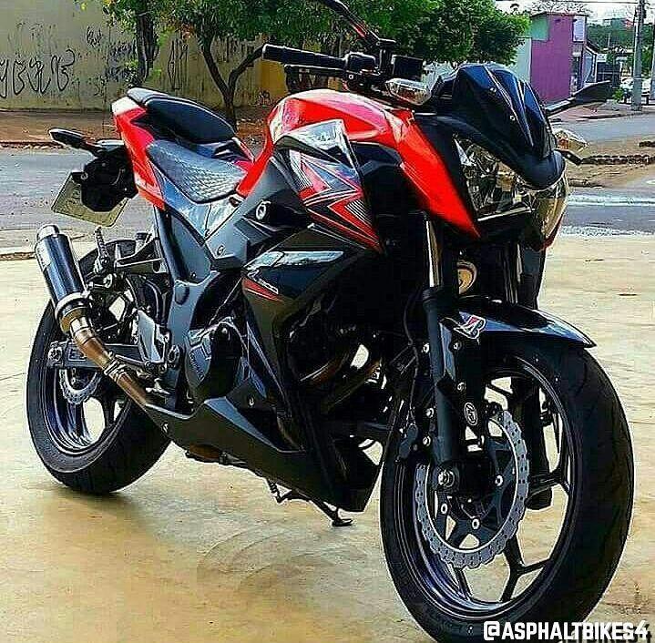 Kawasaki Z300 By Asphaltbikes4 Kawasaki Z300 Motorbikes