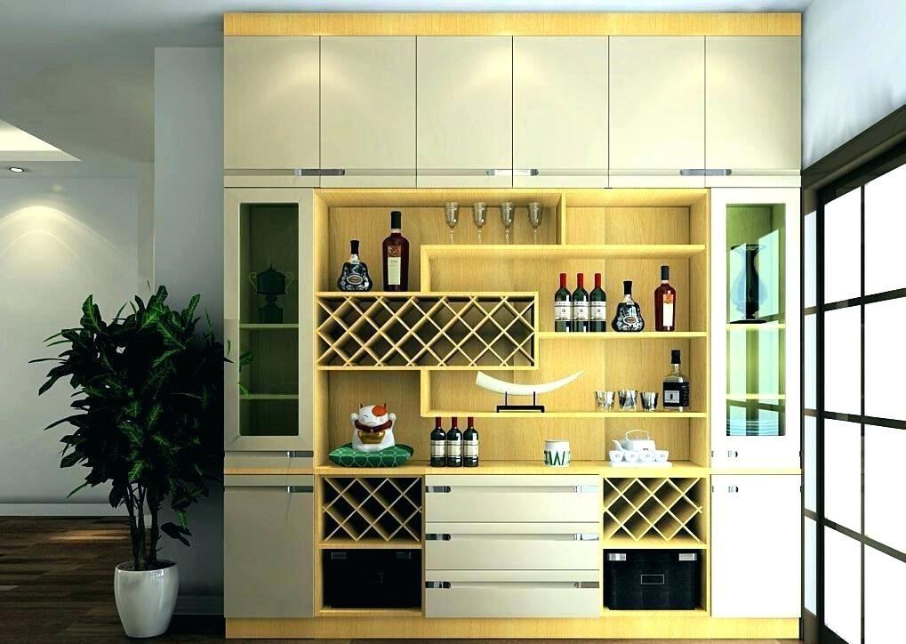 Crockery Counter Trendy Modern Crockery Cabinet Designs ...