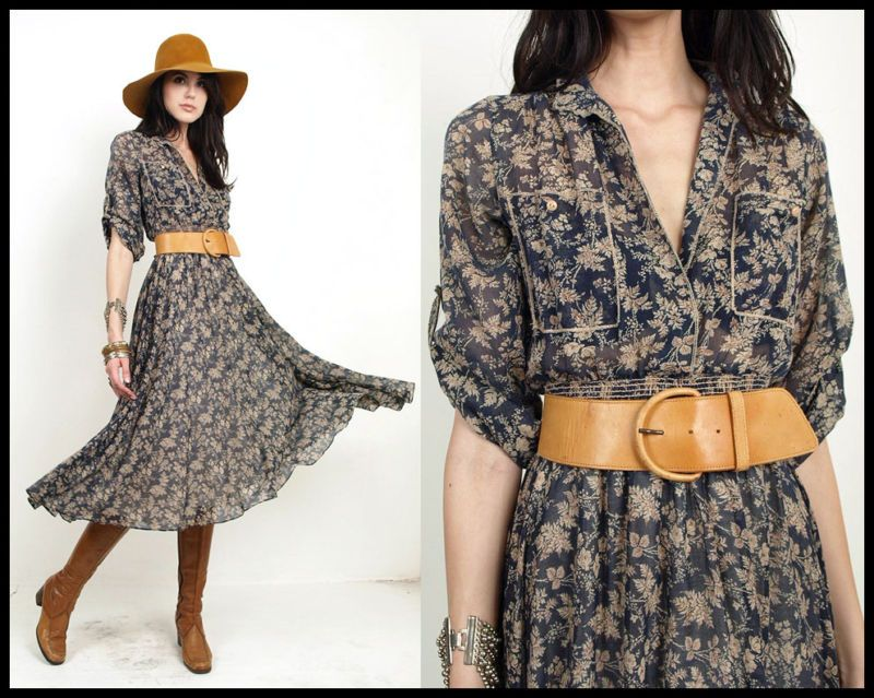 hippie dippie do.  I wish I could pull this off or at least have somewhere to wear it!