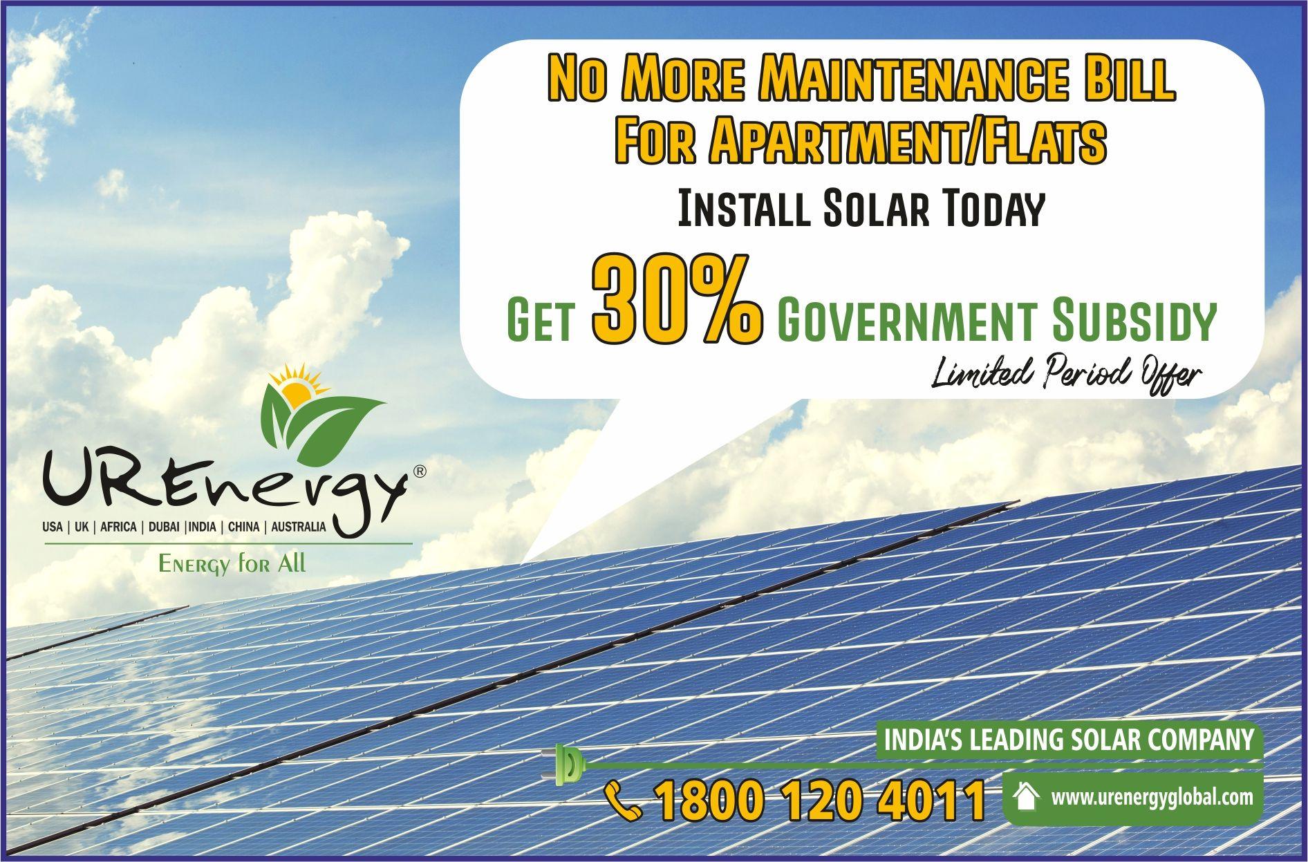 Rooftop Solar Panel Inverters Water Pump, Solar EPC