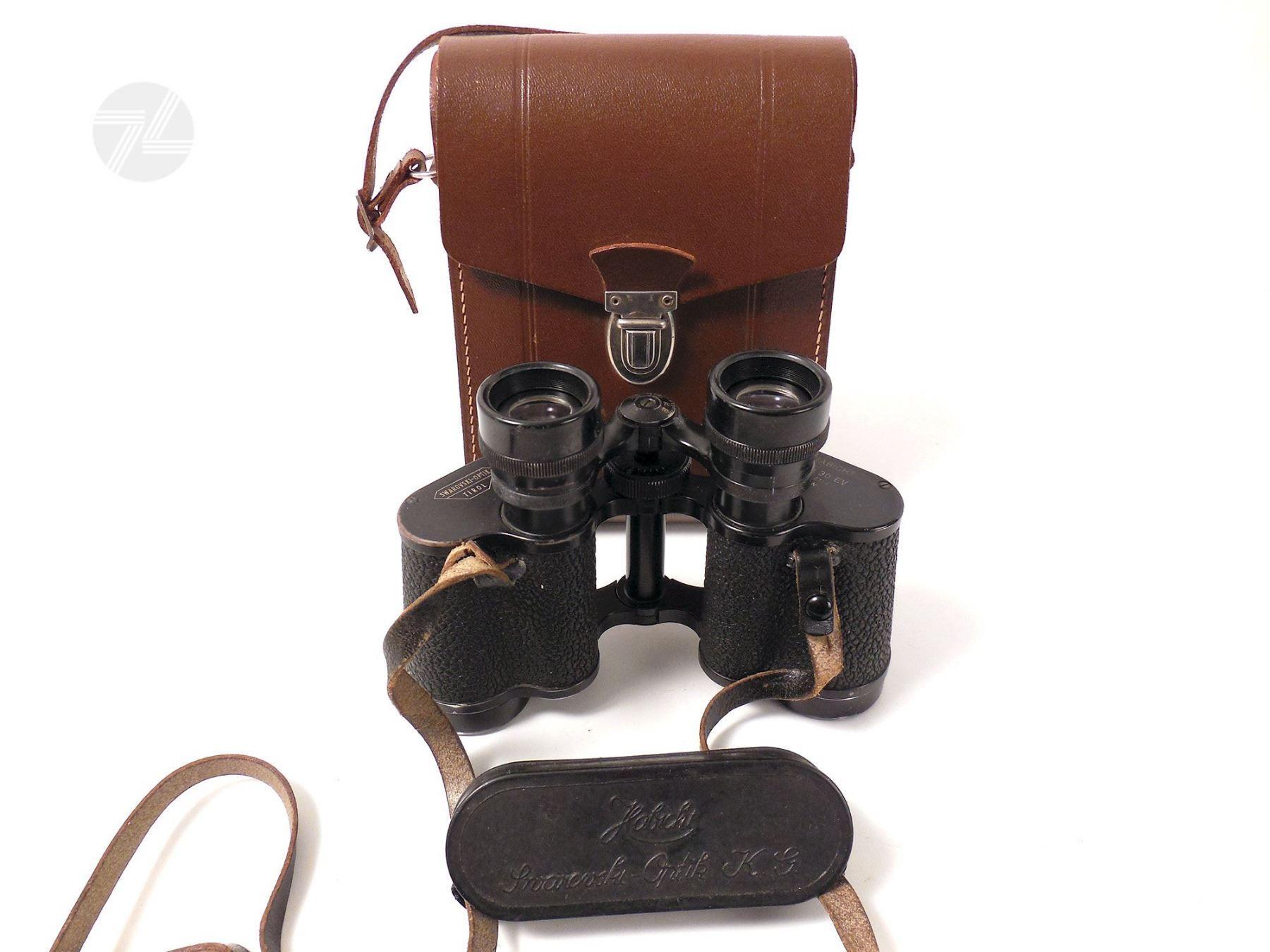 Swarovski habicht 8x30 w fernglas etui cyan74.com #vintage