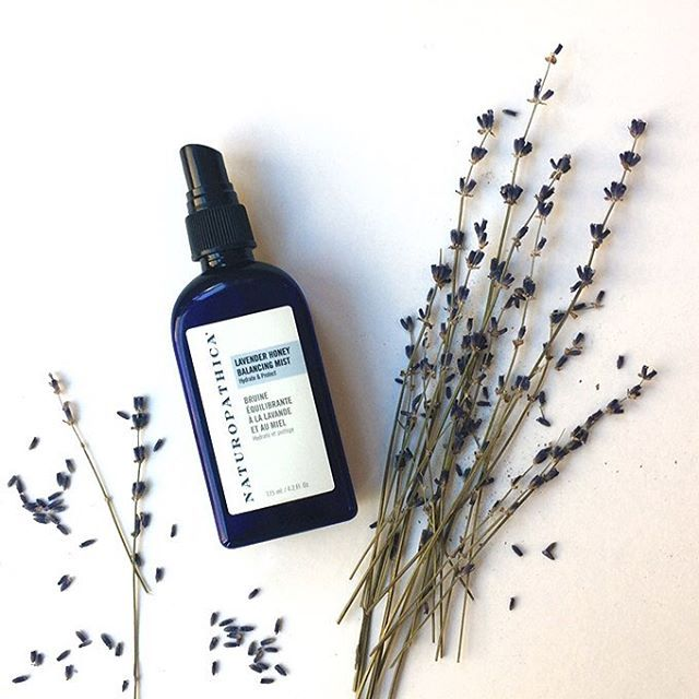 Lavender & Honey Balancing Mist by Naturopathica #10