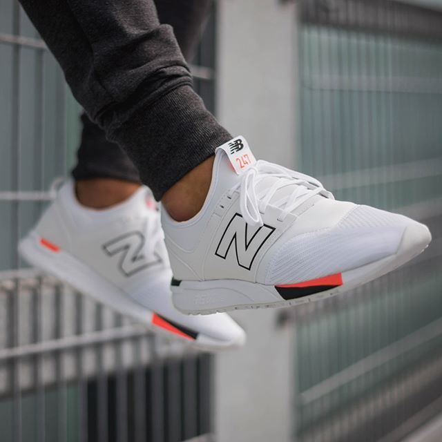 newbalance delivered a smashing success with the 247 silhouette ...