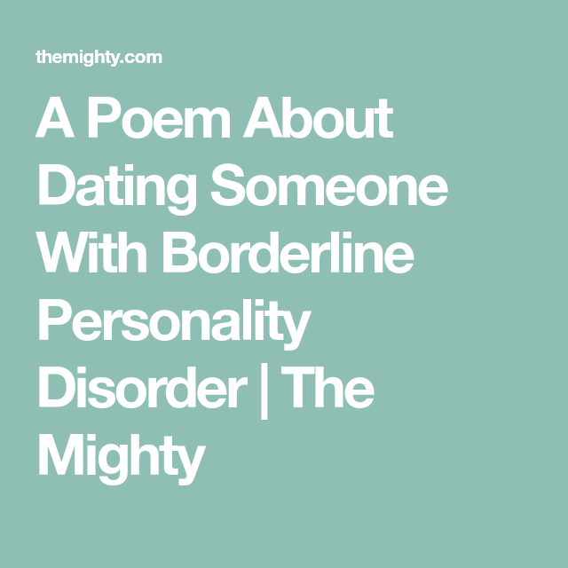 BPD dating sivusto