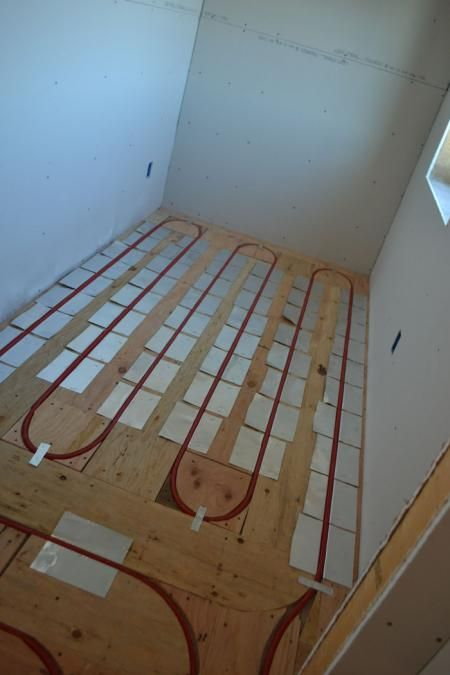Owner Building A Home The Momplex In The Groove Flooring Diy