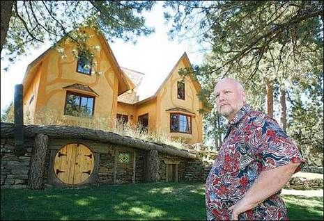 Calling All Eco Buyers Hobbit Home In Wisconsin Is A Rare Retreat