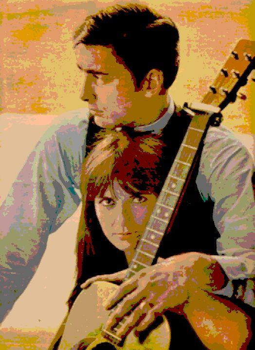 Ian & Sylvia : Four strong winds