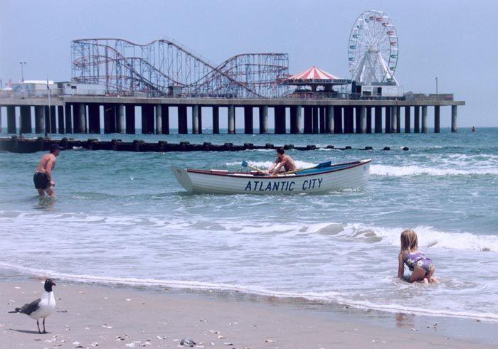 Atlantic City Always A Great Vacation Family Vacation Spots Atlantic City Boardwalk City Beach