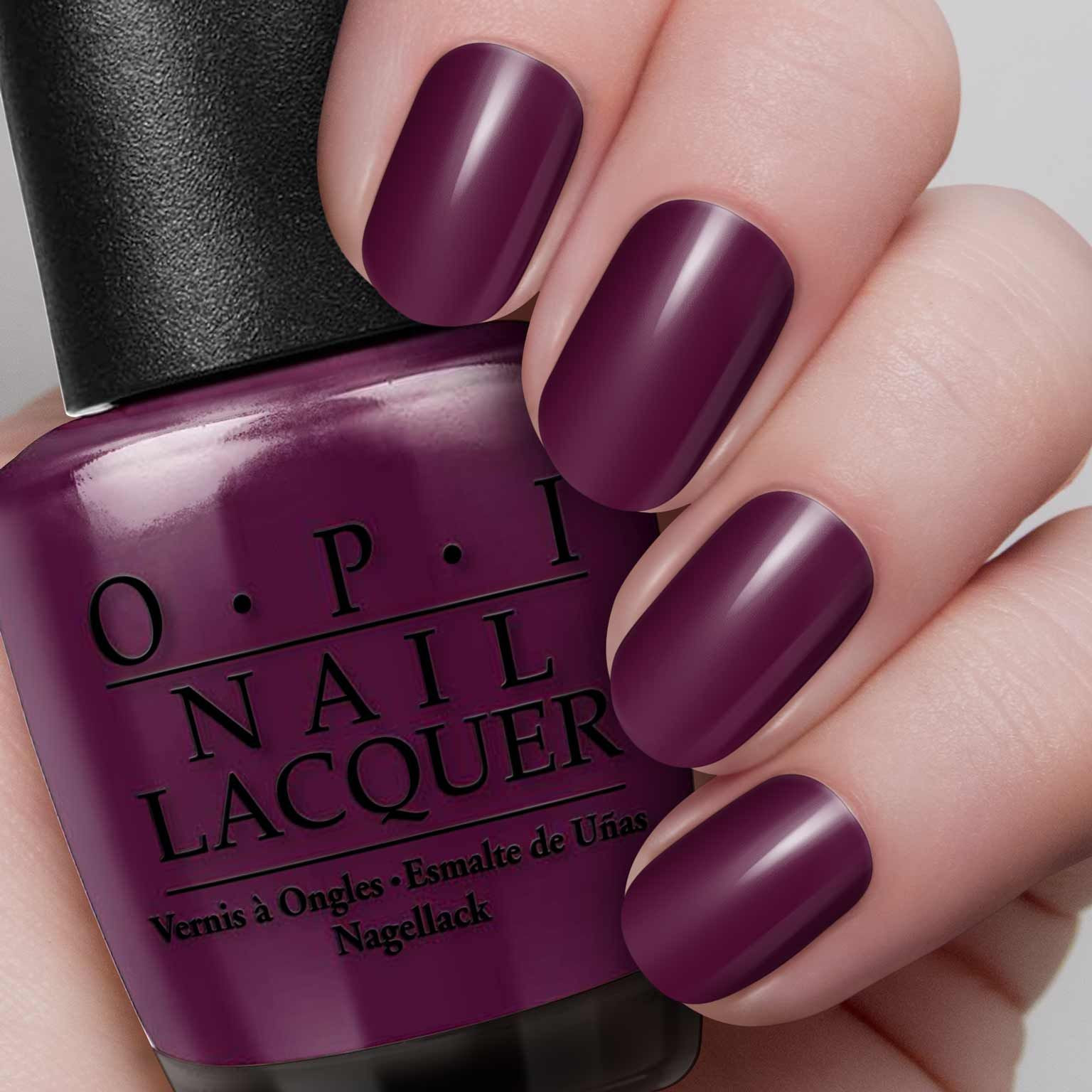 OPI - In The Cable Car Pool Lane | Window Shopping | Pinterest