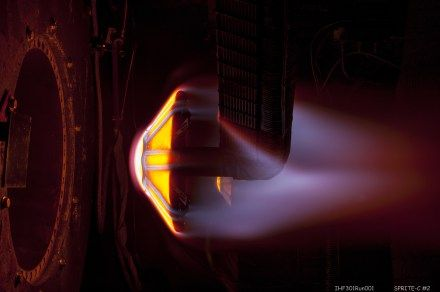 NASA Completes Successful Heat Shield Testing for Future Mars Exploration Vehicles