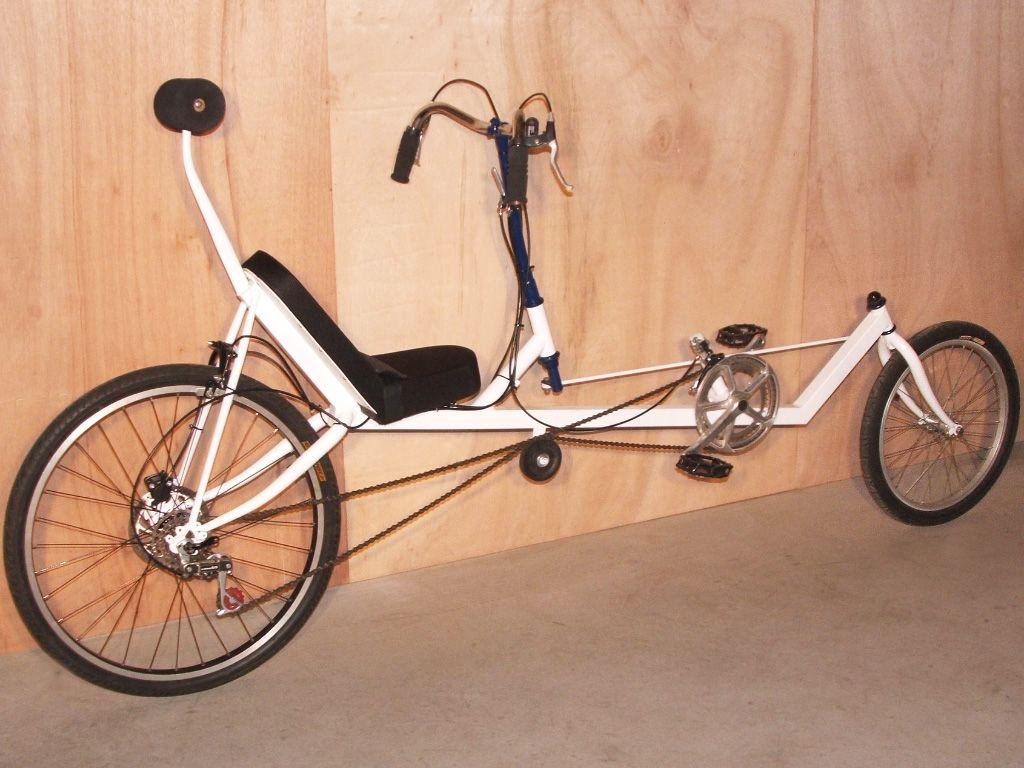 Meridian Lwb Recumbent Bike Diy Plan