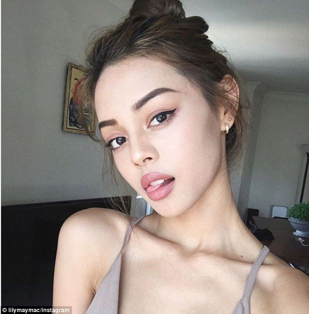 Model Abused After K Pop Star Follows Her On Instagram Lily