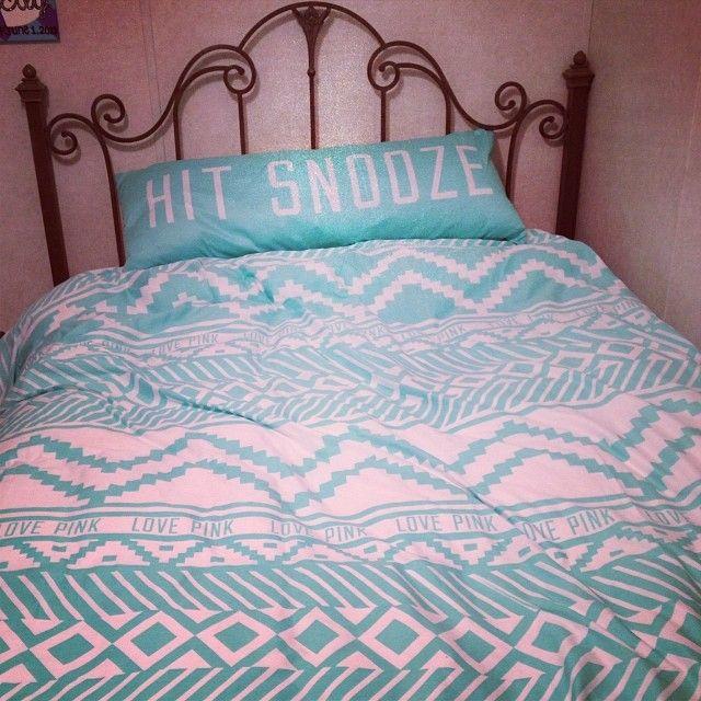 Vs Pink Bed Set #PINK#vspink#hitsnooze