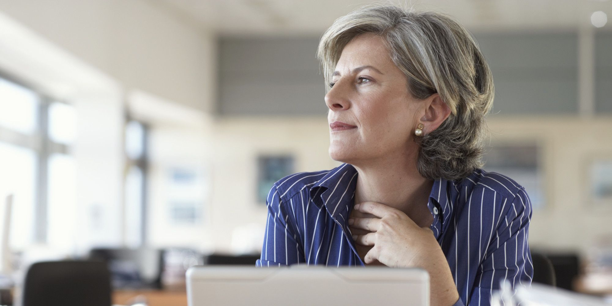 The problem with being menopausal in the workplace...