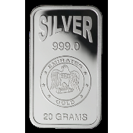 How Much Is 20 Grams Of Silver Worth April 2019