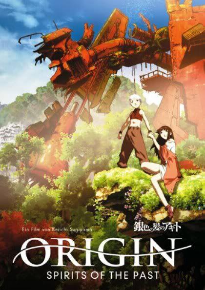 Origin Spirits Of The Past Kokia Chouwa Oto Best Opening Ever 3 Best Anime Shows Anime Movies Japanese Animated Movies