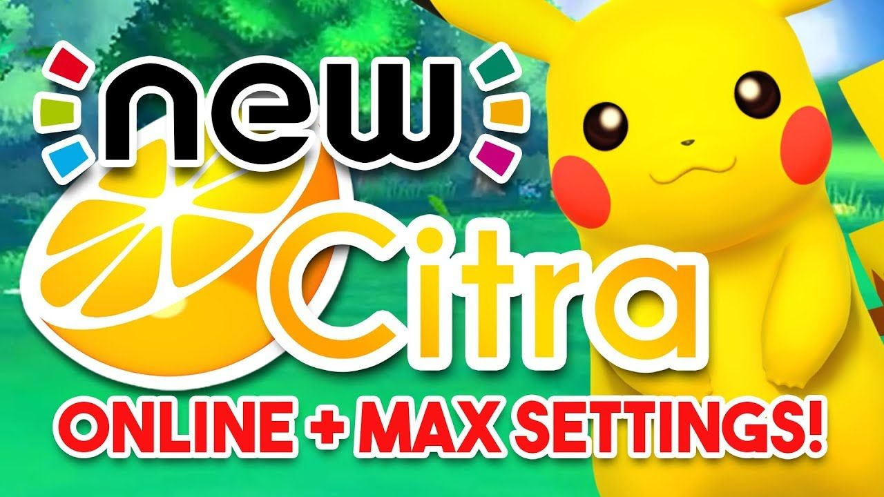 Citra 3DS Emulator - on LOW end PC, all game fixes and