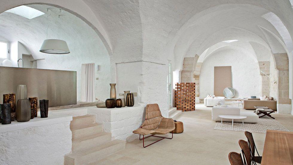 Sala Da Pranzo Rustica : Trasformazine di un antico frantoio del 1600 in moderna casa vacanze