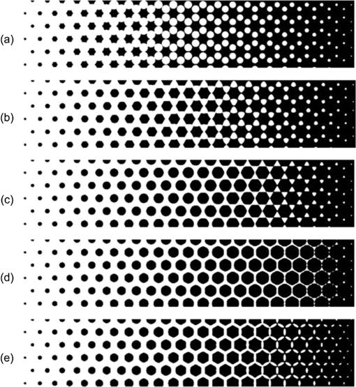 Untersetzer Mit Moire Effekt Kikkerland Coaster