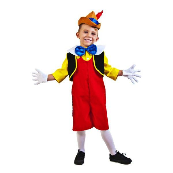 Toddler Pinocchio Costume #Wilton