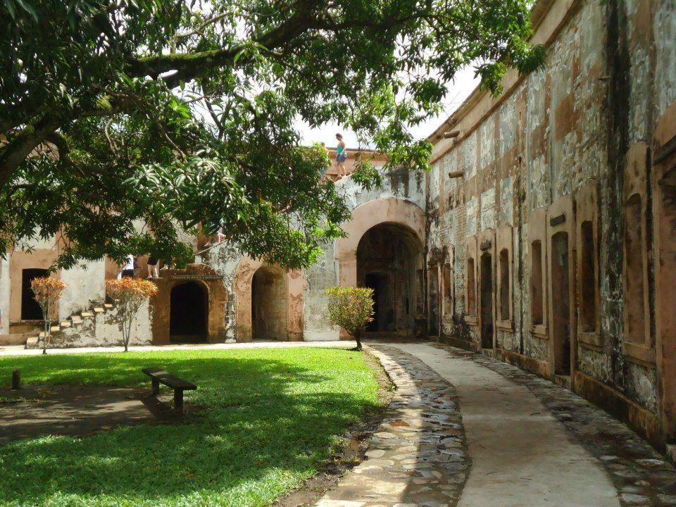 Fortaleza De San Fernand De Omoa Honduras Honduras Es