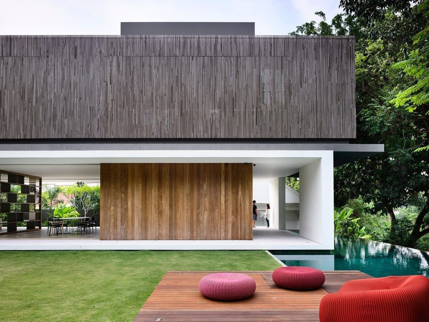 KAP-House by ONG&ONG   MAPPS BEAMS, COLUMNS AND DESIGN   Pinterest ...