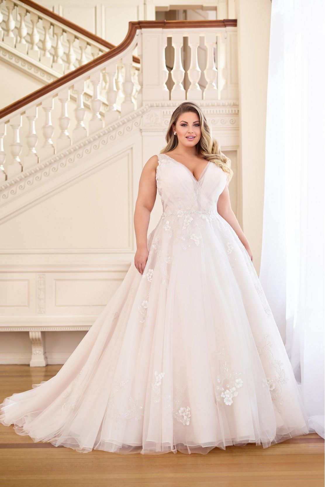 6 Essential Rules For PlusSize Wedding Dress Shopping
