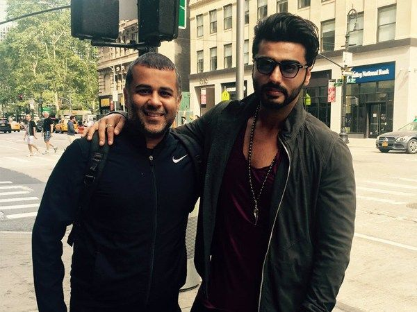 Team Half Girlfriend finishes Cape Town schedule and reaches NYC - http://nasiknews.in/team-half-girlfriend-finishes-cape-town-schedule-and-reaches-nyc/