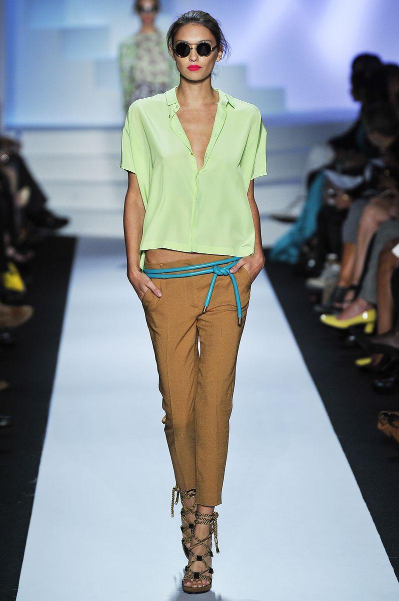 Watch Get Diane von Furstenberg's Spring 2011 Beauty Look video