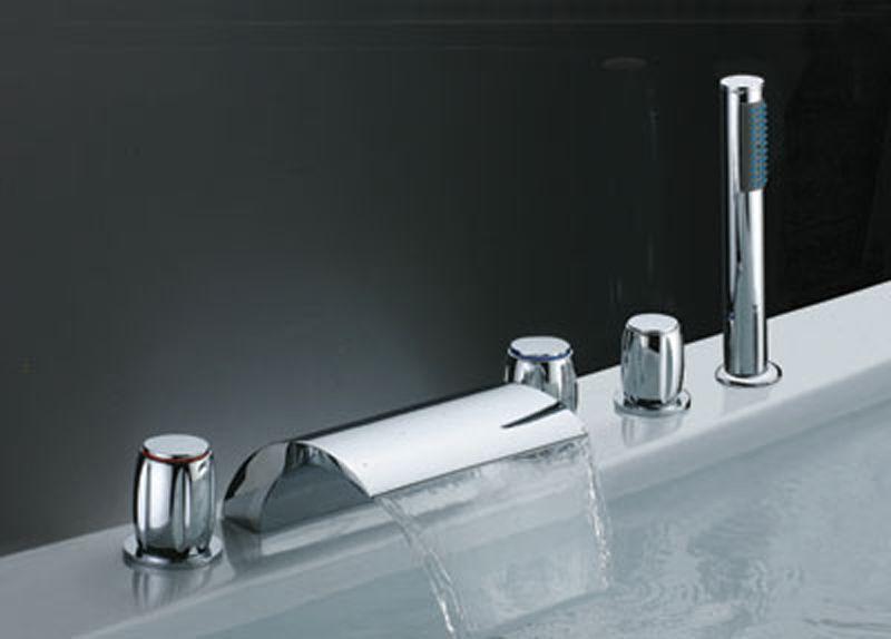 Hot Item Waterfall Bathtub Faucet Y 8001 Waterfall Faucet
