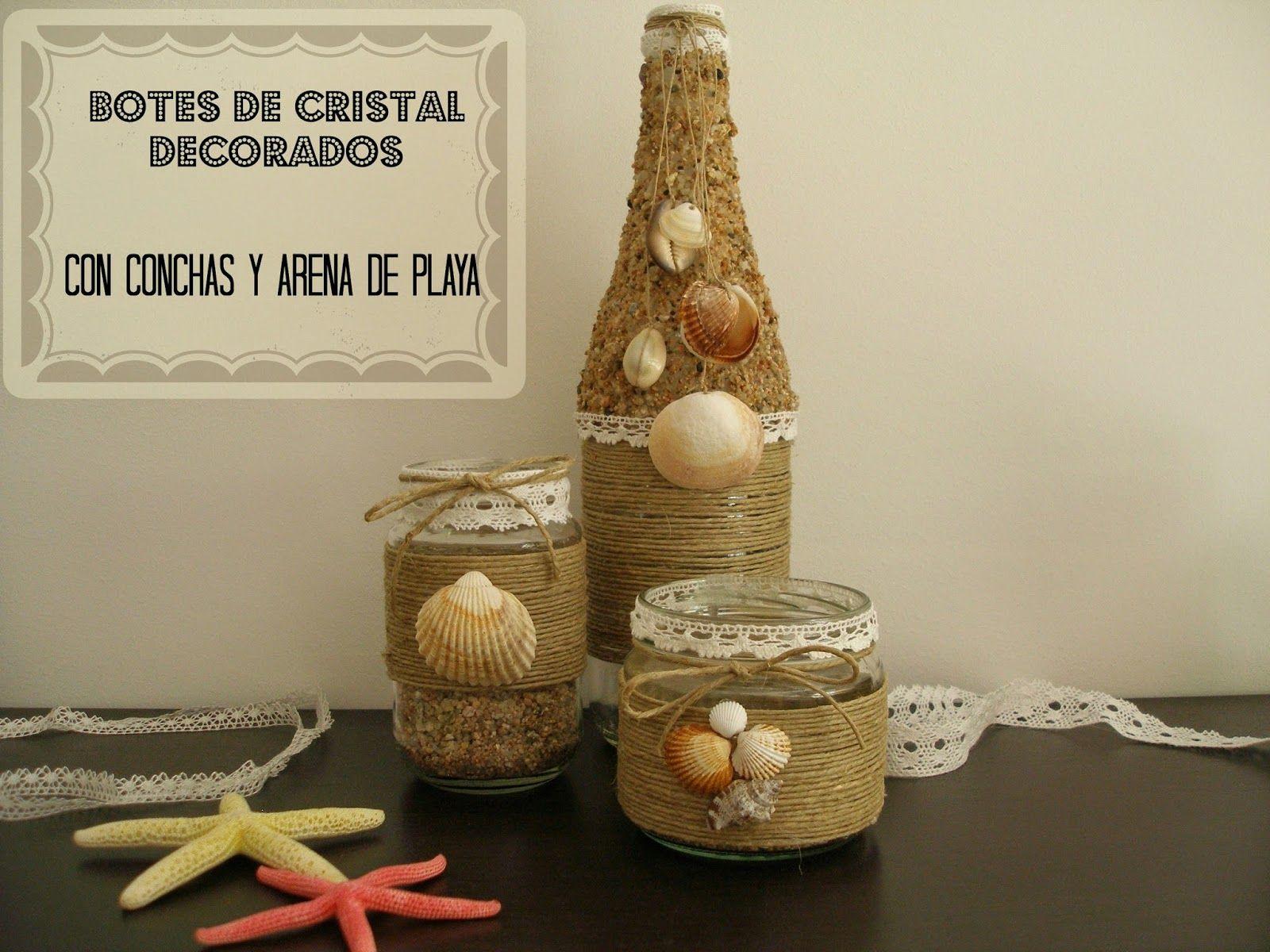 las diogeneras iii post colaborador tarros de cristal decorar