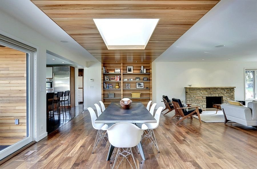 27 Dining Rooms With Skylights That Steal The Show! Part 81