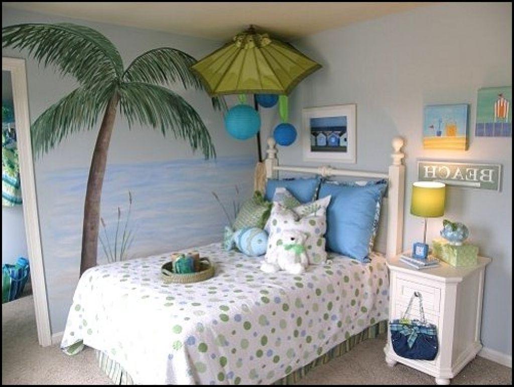 Sea Inspired Kids Room Designs Beach Theme Bedroom Decor Themes Themed