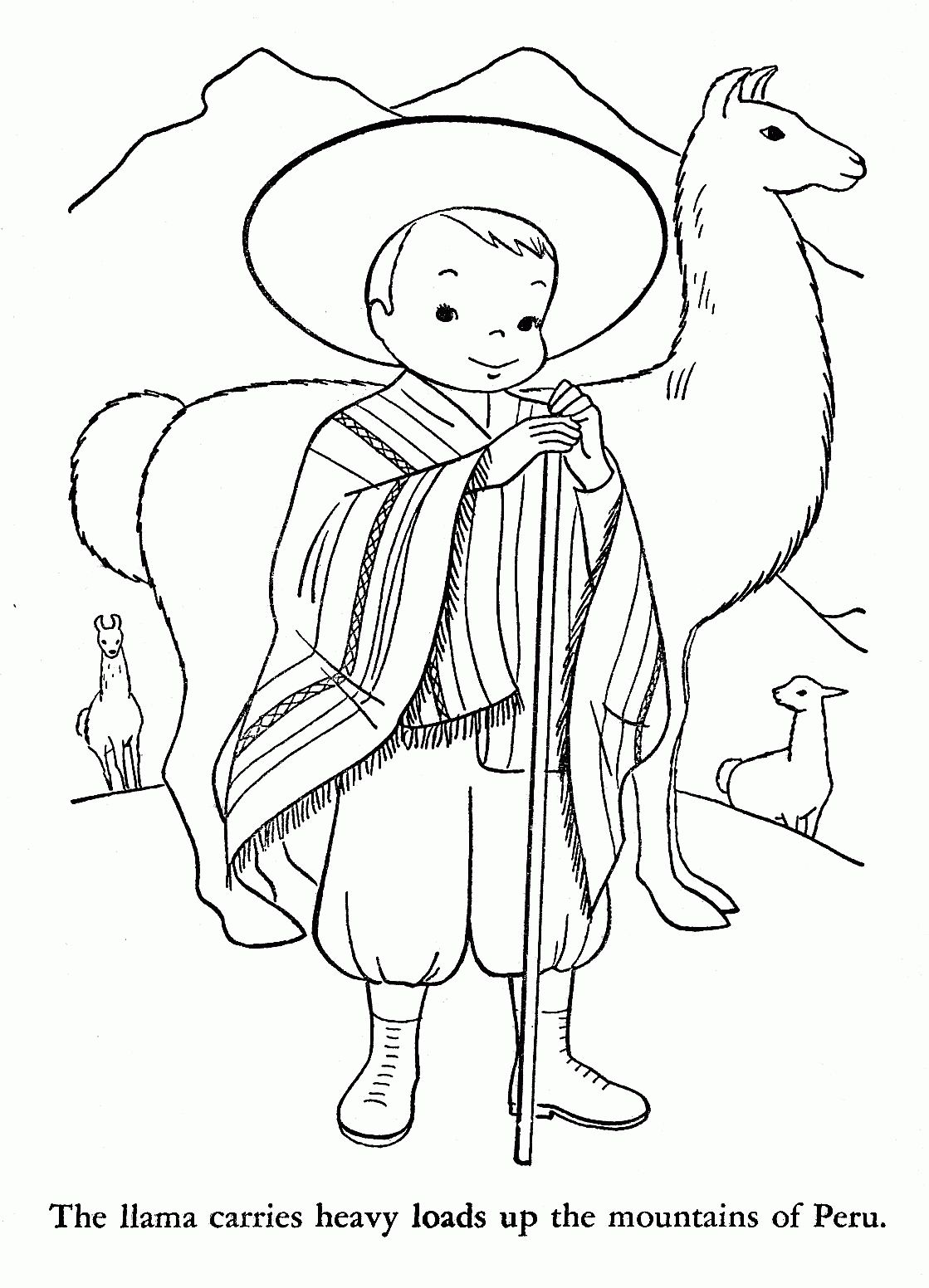 Pin By Tina Gough On Mountain Craft Flag Coloring Pages