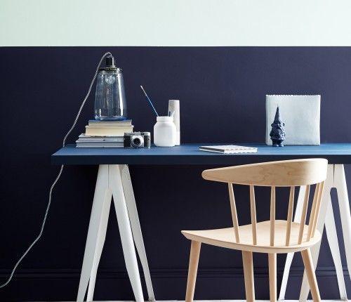 Dock Blue (252) | Dark Blue Colour Paint | Little Greene