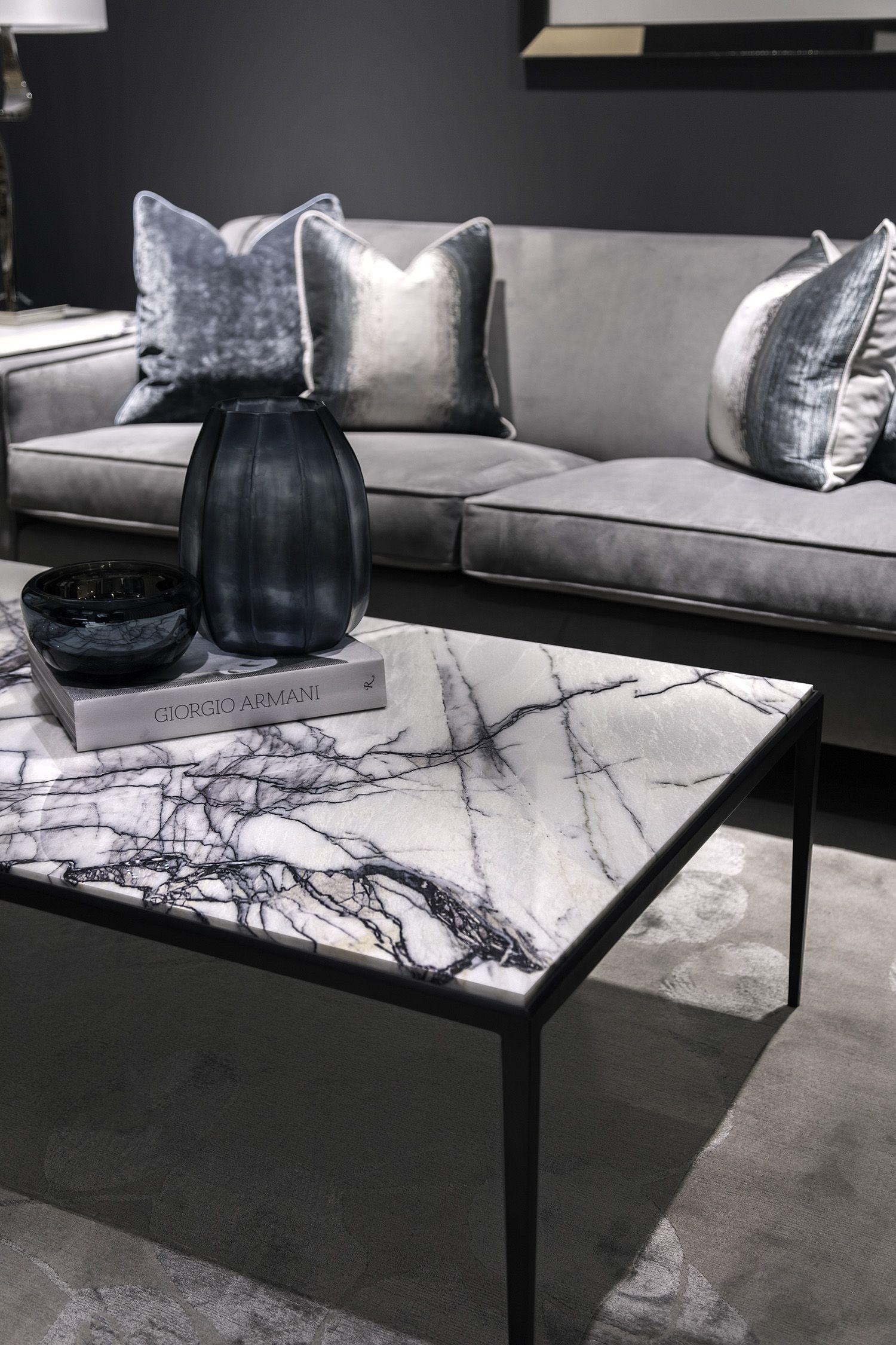 Sleek Design Slender Lines Luxurious Our Henley Marble Coffee Side Tables Ensure They Look Luxurious But Do Not Lakberendezes Otletek Furdoszoba Otletek