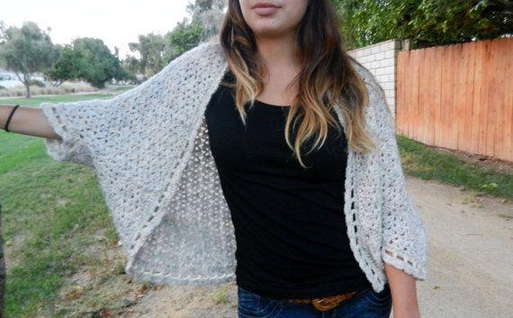 Crochet Shrug Cardigan Pattern The Somerset Shrug Pattern