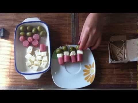 Aperitivos faciles y rapidos recetas de cocina con mila for Rectas de cocina faciles