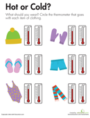 Worksheets Science Worksheets For 1st Grade 1000 images about elementary science hot cold on pinterest
