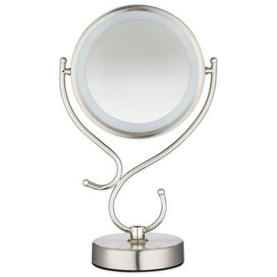 Conair Vine Led 1x 10x Mirror From Bed Bath Beyond 4 Out Of 5