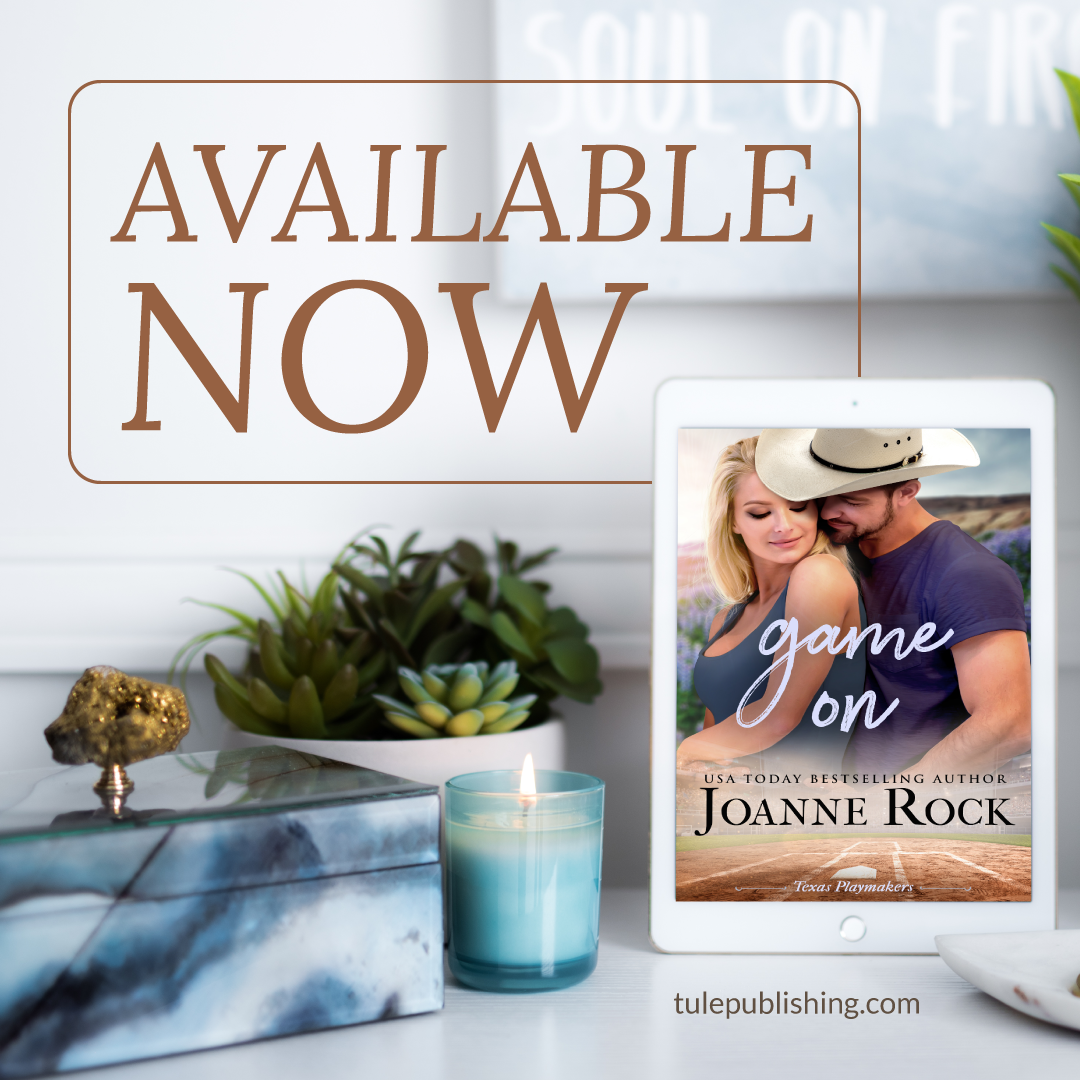 It's release day for the second book in my Texas