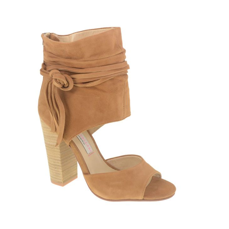 Leigh-2 Kid Suede