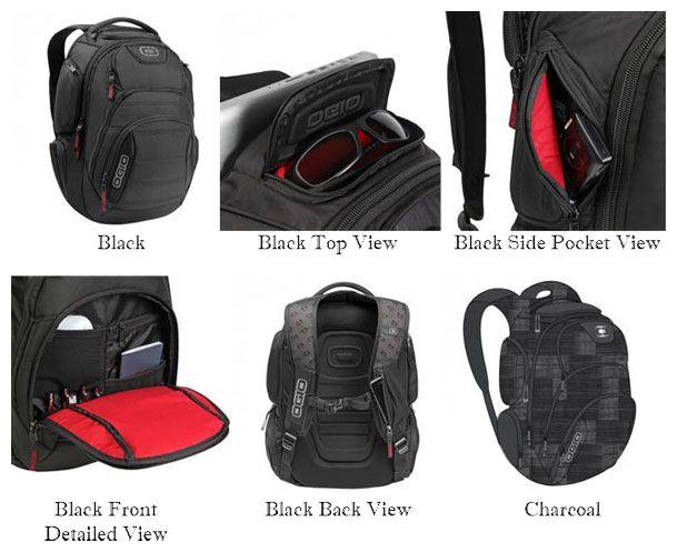 daf8b8794e OGIO Renegade RSS Notebook Backpack | Laptop bags | Laptop Bag ...