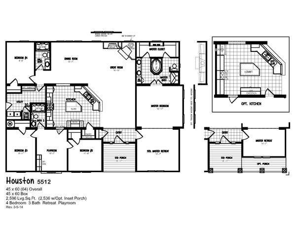 Home Finder V2 Oak Creek Homes Manufactured Homestexas Modular Homestexas Mobile Homestexas Mobile Home Floor Plans Floor Plans Triple Wide Mobile Homes