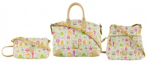 A Look at the Star Wars Half Marathon Dooney and Bourke Bags