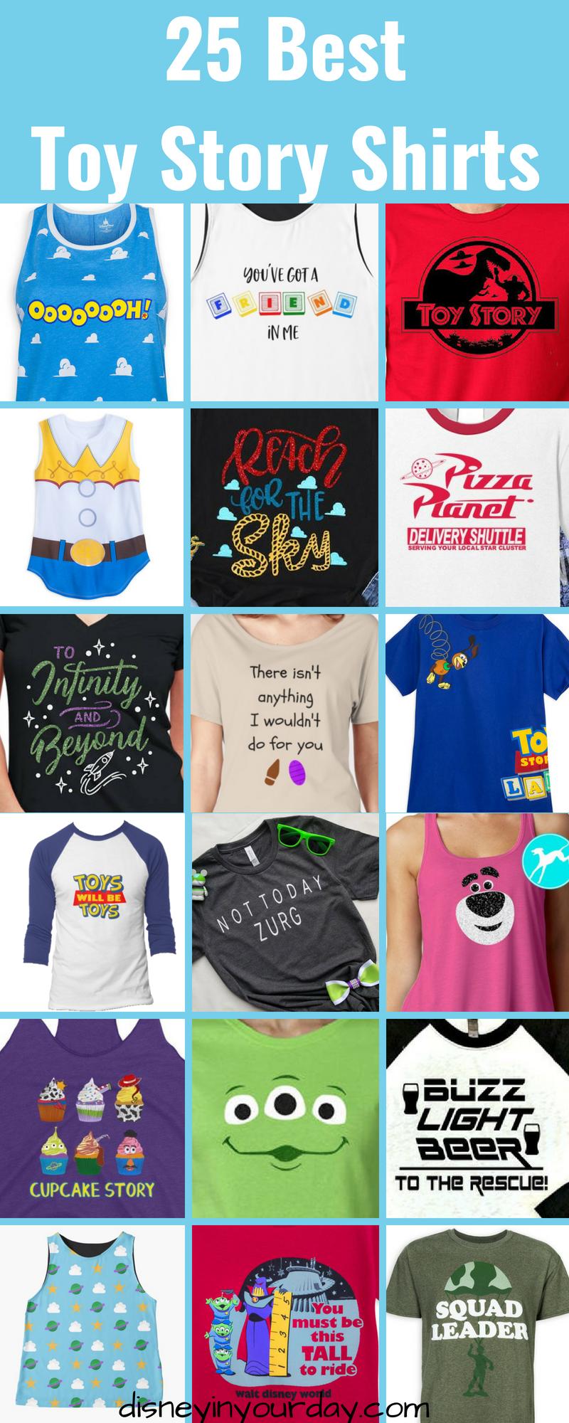 25 Best Disney Furniture Ideas On Pinterest: 25 Best Toy Story Shirts